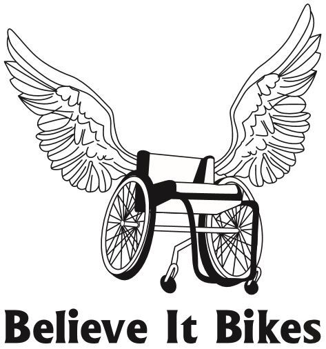 Believe It Bikes logo