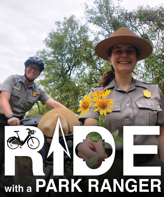 Ride with a Park Ranger